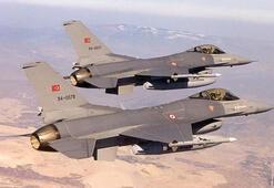 Son dakika Irakın kuzeyinde 5 terörist etkisiz hale getirildi