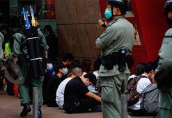 Çinin ulusal güvenlik yasa teklifi Hong Kongu karıştırdı