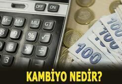Kambiyo nedir, muamele vergisi ne kadar oldu Altında kambiyo vergisi var mı