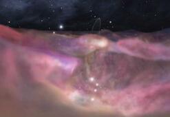 11 milyar ışık yılı uzaklıkta kozmik ateş çemberi galaksisi keşfedildi