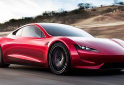 Tesla Roadster için yeni özellik