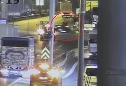 Son dakika... Alkollü sürücü denetleme yapan trafik polisine çarpıp kaçtı