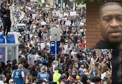 ABDde polis tarafından öldürülen George Floyd kimdir, neden öldürüldü ABDde protestolara yol açan George Floydun ölüm nedeni ne