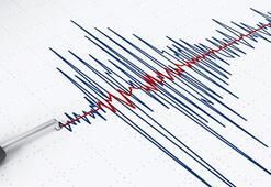 Son depremler... Bugün en son nerede, ne zaman deprem oldu