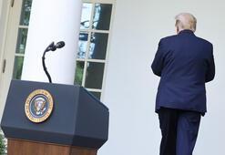 Son dakika... Trump tamamen kontrolden çıktı Şok tehdit...
