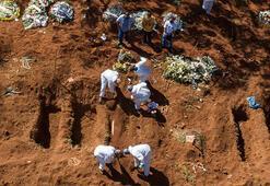 Brezilya, ağustos ayında salgının yeni merkezi olabilir