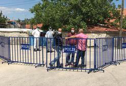 1 kişide corona virüs çıktı, mahallede filyasyon çalışması başlatıldı