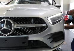 Mercedesten dev yatırım