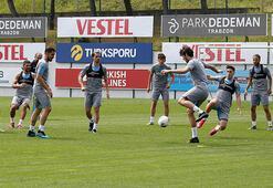Trabzonsporda çalışmalar sürüyor