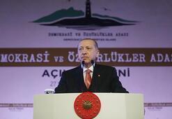 Cumhurbaşkanı Erdoğan'dan 'Yassıada' açıklaması: Burada yapılan bir hukuk cinayetiydi, idama gönderilen milletin iradesiydi