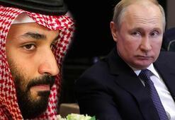 Putin ile Veliaht Prensten kritik petrol görüşmesi