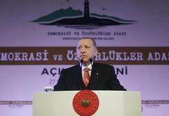Erdoğan'dan 'Yassıada' açıklaması: Burada yapılan bir hukuk cinayetiydi, idama gönderilen milletin iradesiydi