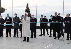 Son dakika...  Demokrasi ve Özgürlükler Adası açıldı İşte ilk kareler