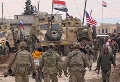 ABD ve Rusyadan Suriyede ilk ortak devriye