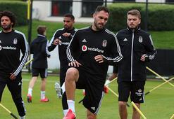 Beşiktaşta hazırlıklar devam ediyor