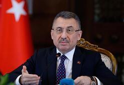 Cumhurbaşkanı Yardımcısı Oktay: Demokrasi şehitlerimiz milletimizin kalbinde yaşamayı sürdürecek