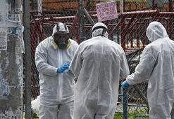 Ekvadorda corona virüs nedeniyle son 24 saatte 72 kişi öldü