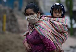 Şimdiye kadarki en yüksek rakam Peru corona virüs kabusu yaşıyor