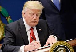 Tartışmalara neden olmuştu... Trump bugün imzalayacak