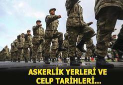 Askerlik yerleri açıklandı Askerlik yerleri sorgulama linki için TIKLA, e-Devlet  er sınıflandırma sonucu