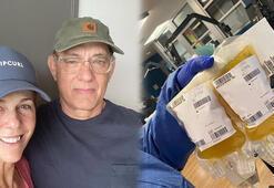 Tom Hanks üçüncü plazma bağışını yaptı