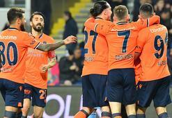 Başakşehirin avantajı: 8 maçın 5i İstanbulda