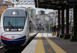 İki ayın ardından seferler başladı... Ankaradan yola çıkan ilk tren İstanbula ulaştı