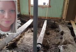 Norveçte evli çift evlerini restore ederken Viking mezarına rastladı