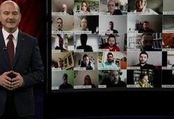 'Uluslararası Göç Film Festivali' başladı Bakan Soyludan önemli açıklama