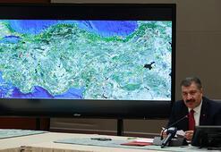 Son dakika... Sağlık Bakanı Fahrettin Koca dünyaya ilan etti Ankaranın başarısını ortaya koyuyor