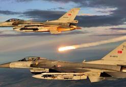 Son dakika Kuzey Irakta 3 terörist etkisiz hale getirildi