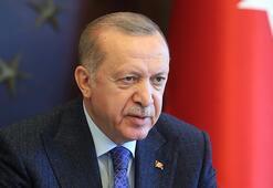 Cumhurbaşkanı Erdoğan, Azerbaycan Cumhuriyetinin 102. yıl dönümünü kutladı