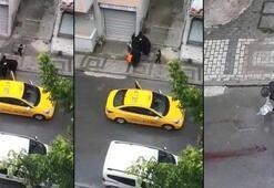 Kocaelide taksici doğum yapan kadını araçtan attı