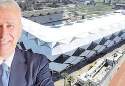 Alsancak Stadı'na 80 maddelik revizyon