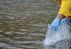 İki sulama barajına 9 bin pullu sazan yavrusu bırakıldı