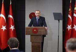 Son dakika haberleri: Cumhurbaşkanı Erdoğan kaldırılan yasakları tek tek açıkladı