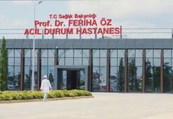 Fahrettin Kocadan Prof. Dr. Feriha Öz Acil Durum Hastanesi paylaşımı