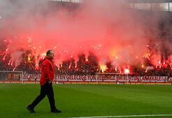 Galatasaray, Türk Telekom Stadyumunda idman yapacak