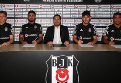 Beşiktaş 5 genç isimle sözleşme imzalayacak