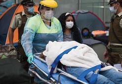 Peruda son 24 saatte corona virüs nedeniyle 116 kişi öldü