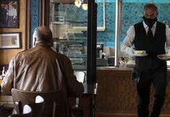 Restoranlarda yeniden açılma sevinci