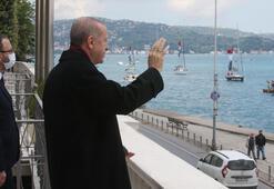 İstanbul Boğazında Fetih coşkusu
