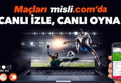 Misli.comda Günün Canlı Maç Yayınları (29.05.2020)