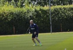 Wayne Rooney Derby County İle idmanlara başladı...