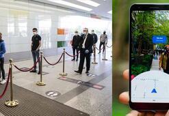 Google sosyal mesafeyi denetleyen yapay zeka geliştirdi