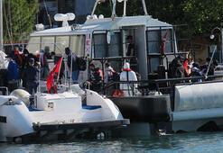 Yunan Sahil Güvenliğinin ölüme terk ettiği göçmenler kurtarıldı
