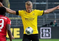 Dortmundda Haaland şoku
