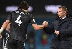 Leicester Cityde Rodgers, koronavirüse yakalandığını açıkladı