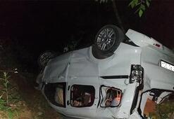 Gece yarısı feci kaza Çok sayıda ölü ve yaralı var
