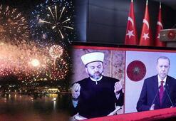 İstanbulda Fetih şöleni coşkusu